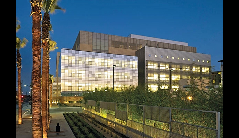 UCSF, Smith Cardiovascular Research Building