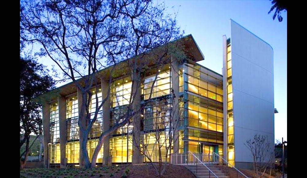 Caltech Schlinger Laboratory For Chemistry