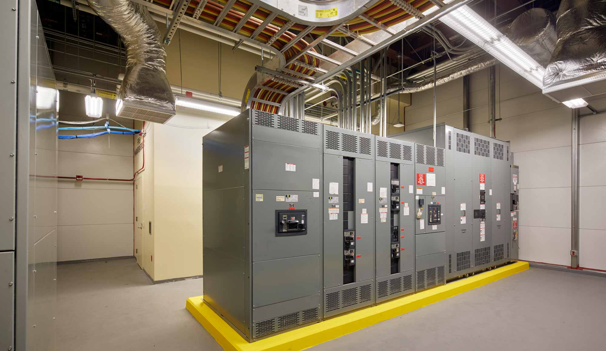 Kaiser Redwood City Hospital Central Utility Plant