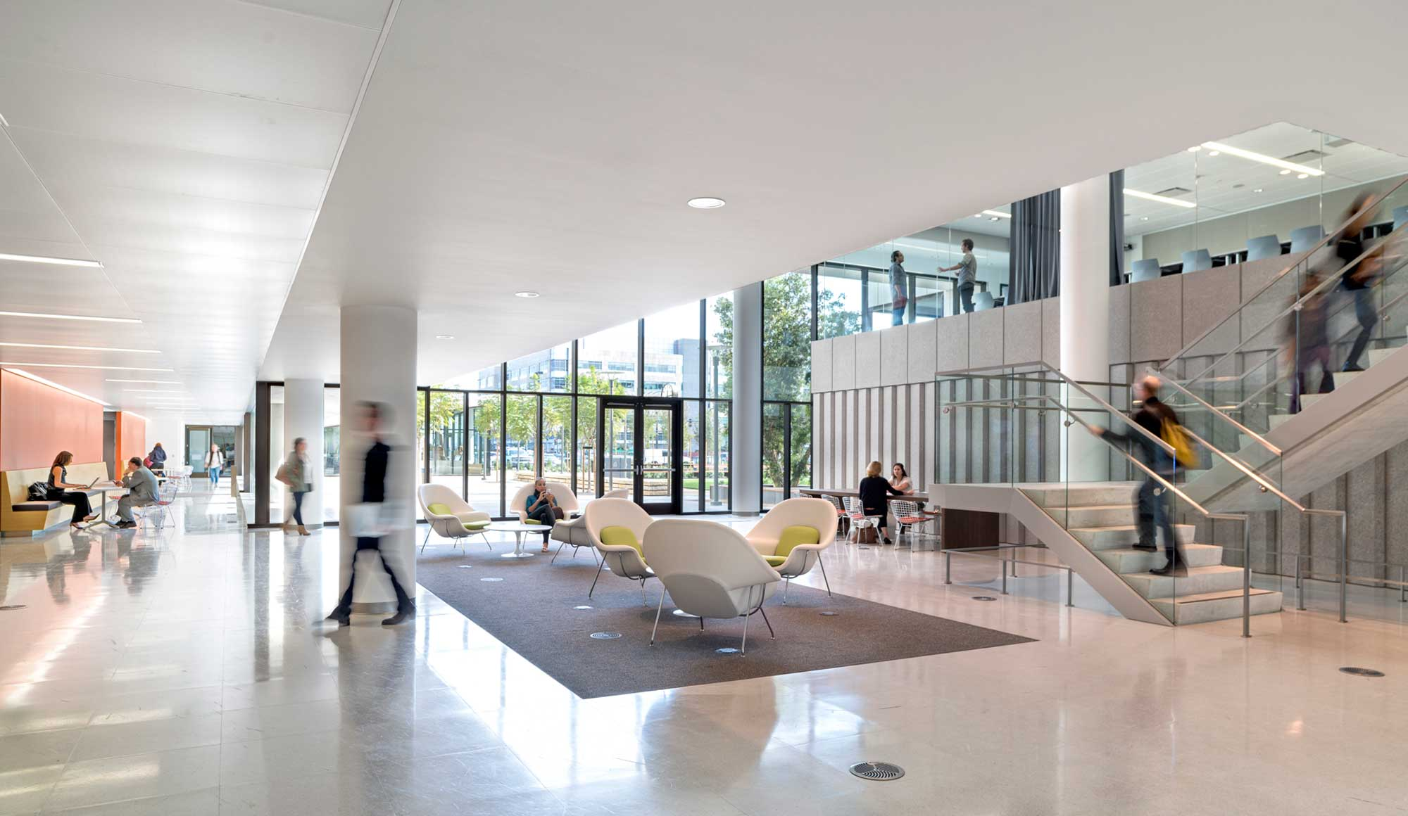 What Is Efficiency >> UCSF, Mission Hall: Global Health & Clinical Sciences Building