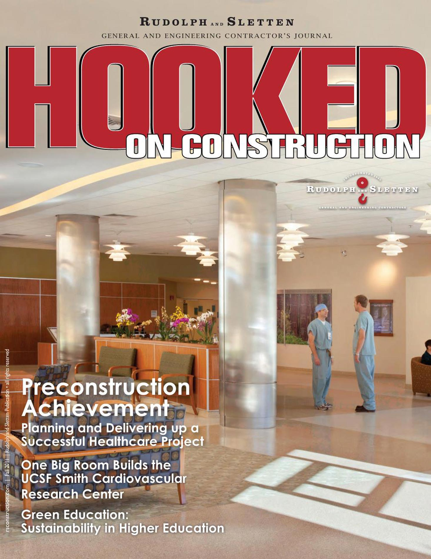 Hooked on Construction - Fall 2011