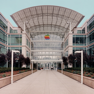 First project over $100 million (Apple R&D Campus)