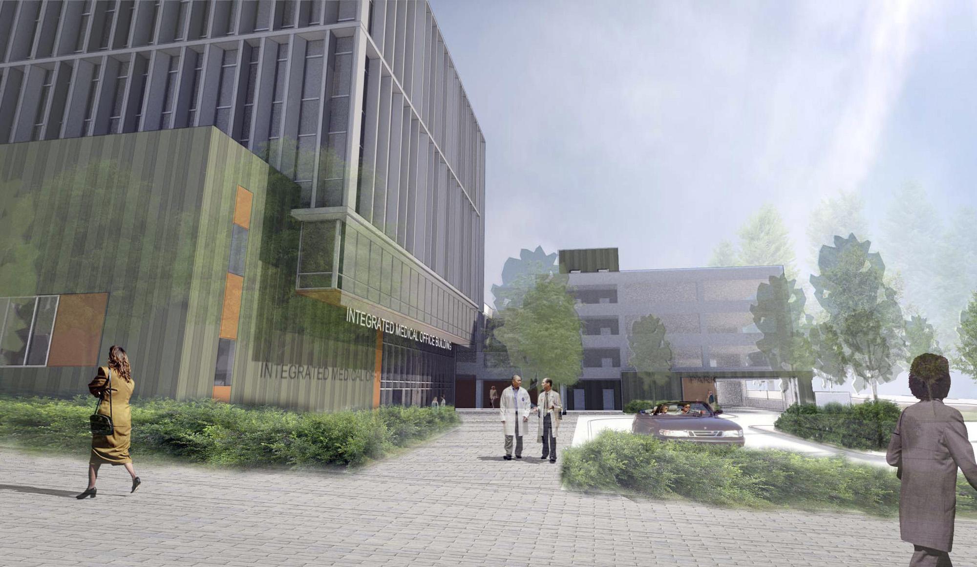 El Camino Hospital Foundation Integrated Medical Office