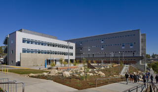 San Diego City College, Science Building