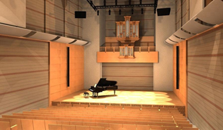 Sonoma State University - Recital Hall Debuts