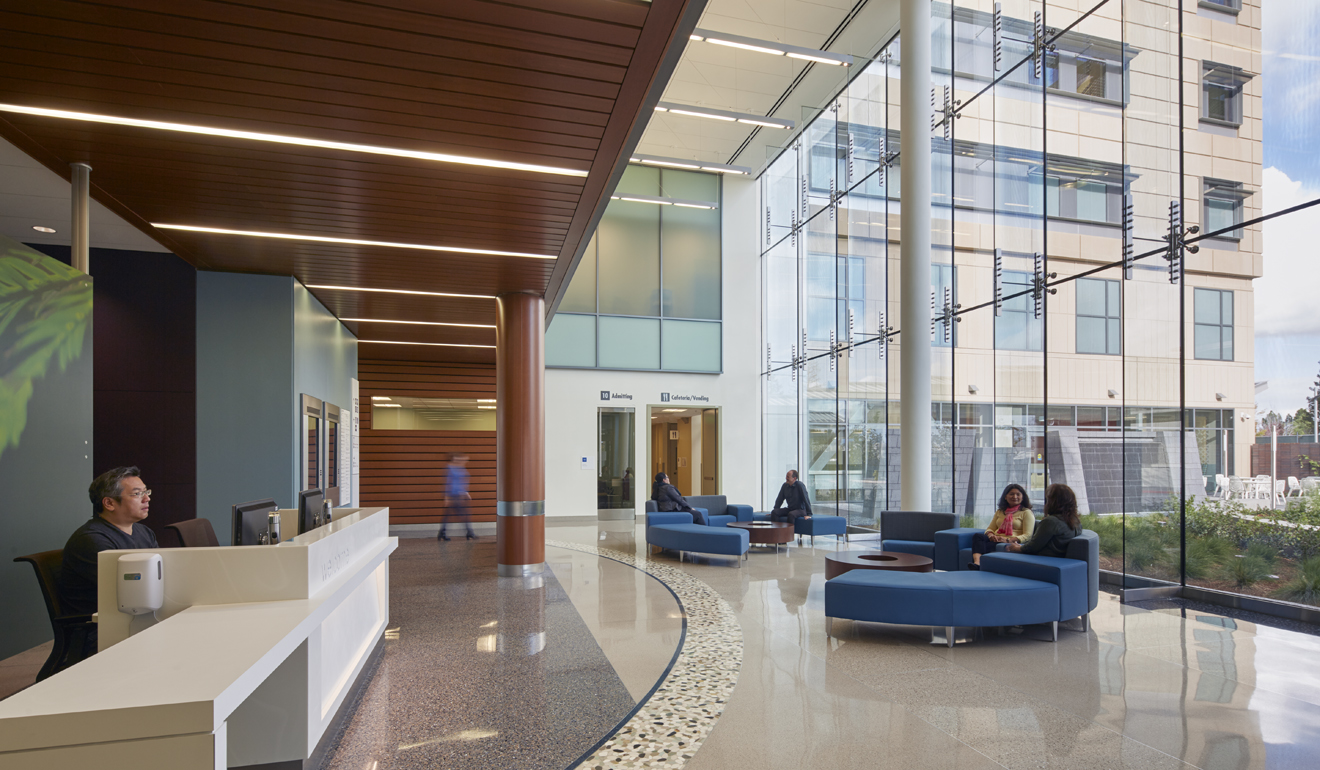 Efficiency at Work-Kaiser\'s Redwood City Replacement Hospital