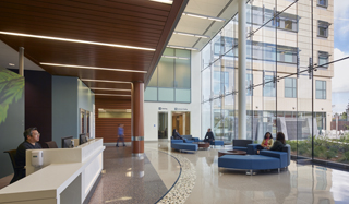 Efficiency at Work-Kaiser's Redwood City Replacement Hospital