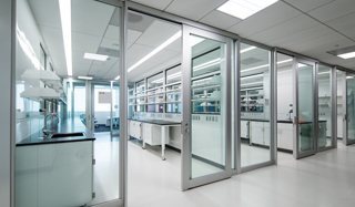 Johnson & Johnson - Janssen Labs Build-Out: Innovative Life Science Incubator