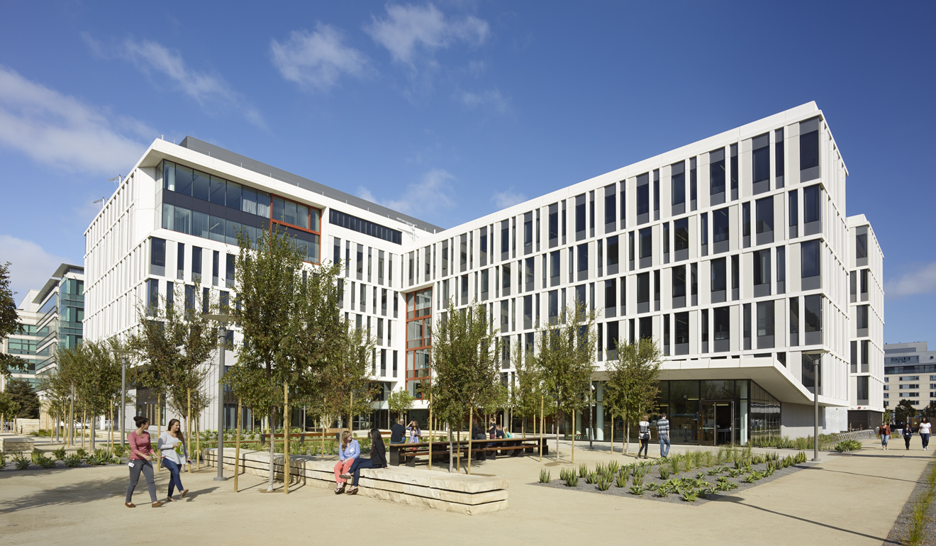 Mission Hall Supports UCSF's New Mission Bay Hospitals