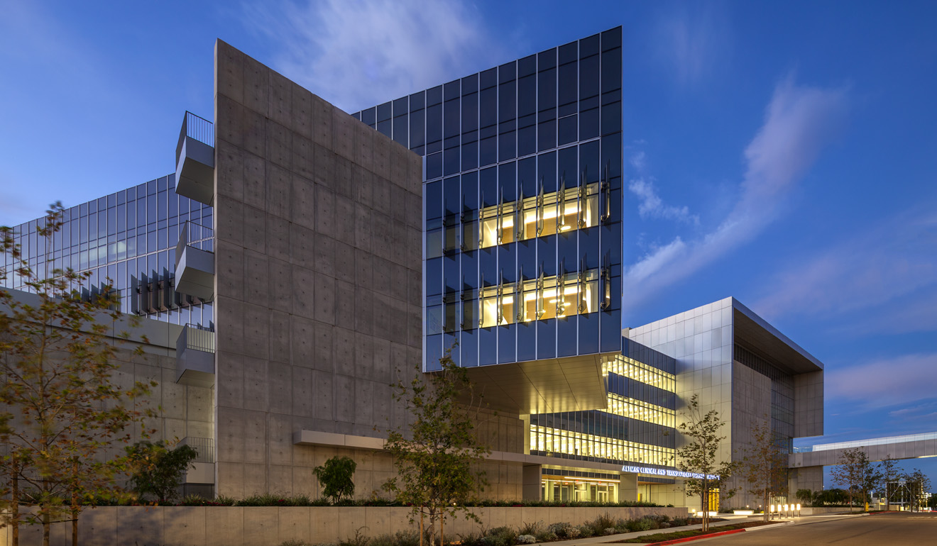 Altman Clinical And Translational Research Institute Opens