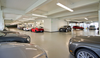 British Motor Cars Service Center Finishes the Remodeling of their Customer Service Area
