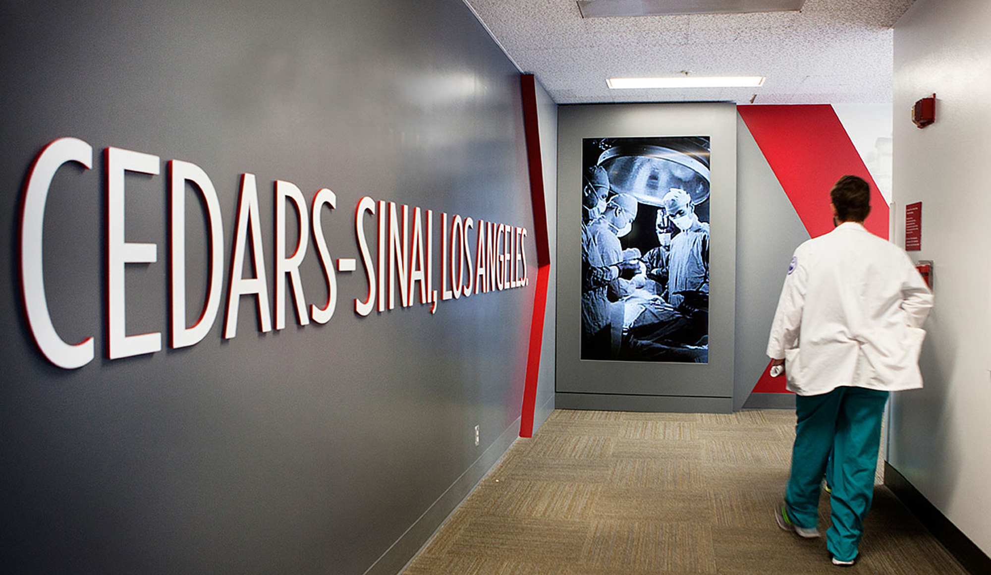 Cedars-Sinai, The Angeles Clinic Renovation and Expansion