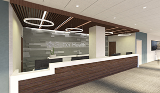 Sutter Health Van Ness Medical Office Building