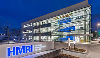 HMRI's Expanding Life-Saving Research Facility