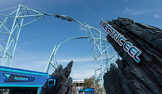SeaWorld's Fastest Tallest Coaster