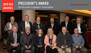 R&S Wins Two CEA Safety Awards And Enters The Record Books