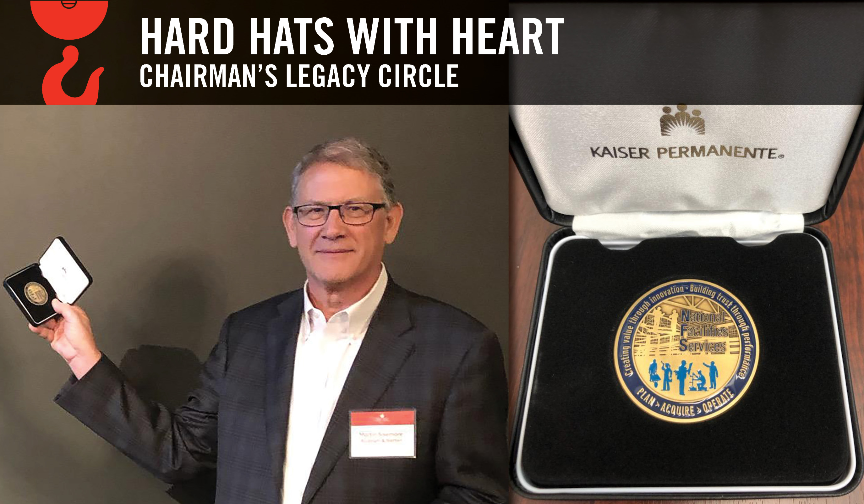 Hard Hats with Heart Chairman's Legacy Circle