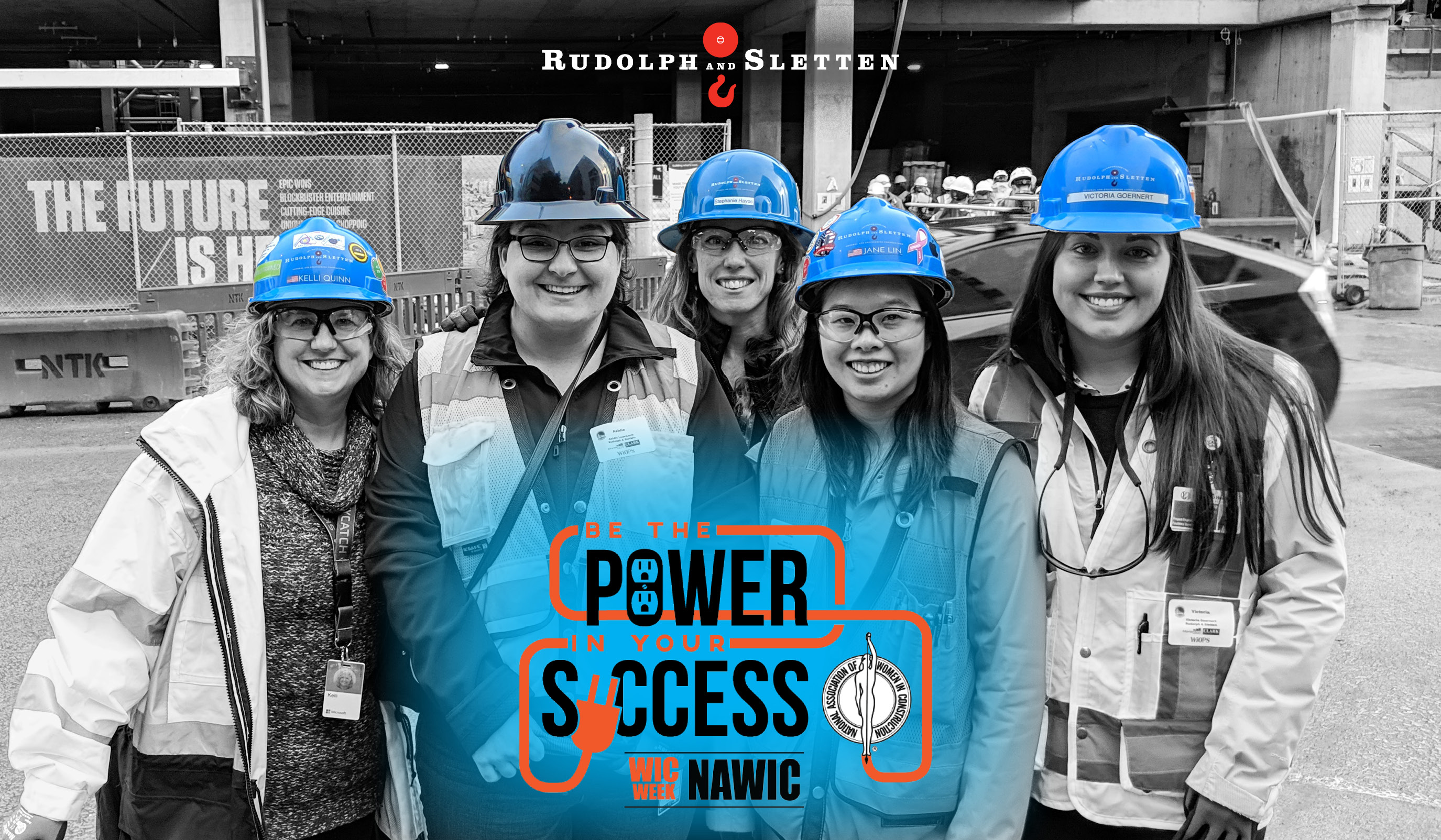 R&S Celebrates Women in Construction Week
