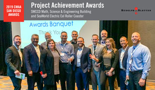 San Diego Region Projects Honored at CMAA Awards