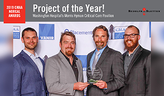 Northern California Project of the Year is Honored at CMAA Awards