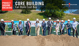Innovative Library Replacement Breaks Ground at Cal State East Bay