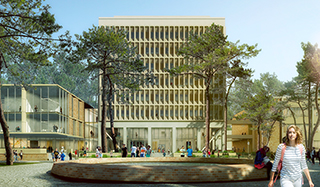 UCLA FRANZ HALL SEISMIC RETROFIT