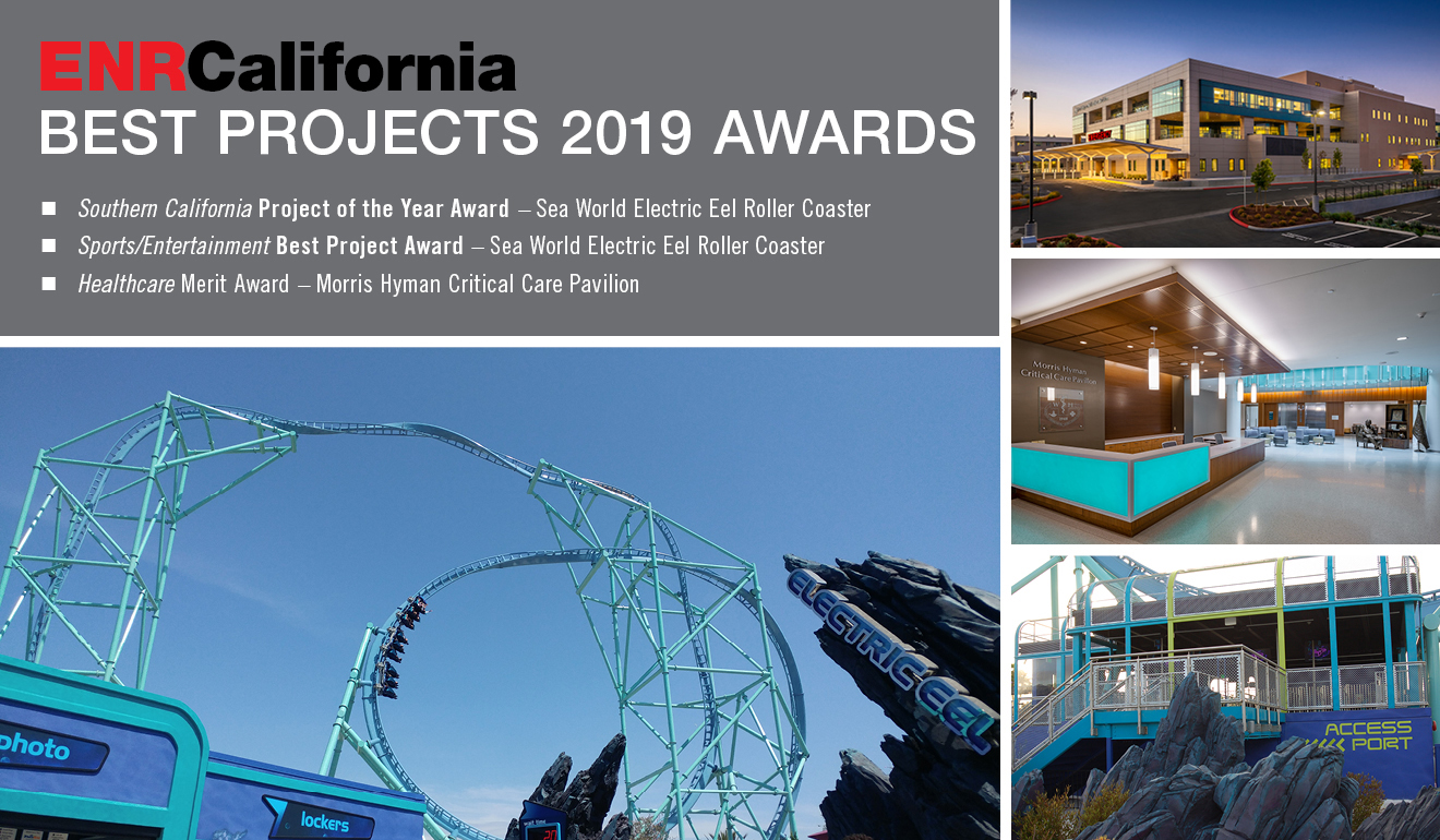 ENR California's Best Project Awards 2019